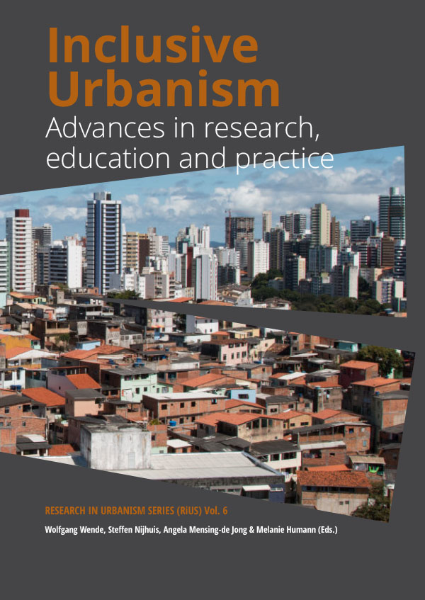 View Vol. 6 (2020): Inclusive Urbanism: Advances in research, education and practice